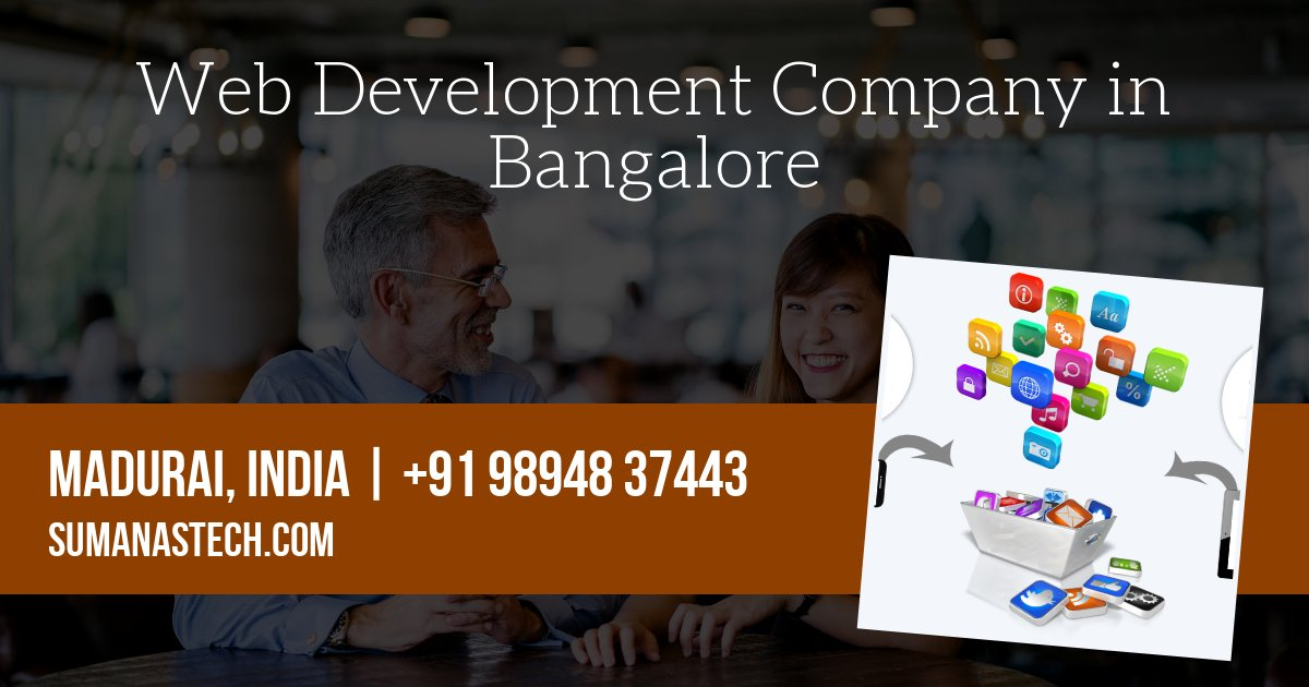 enterprise application development company in bangalore