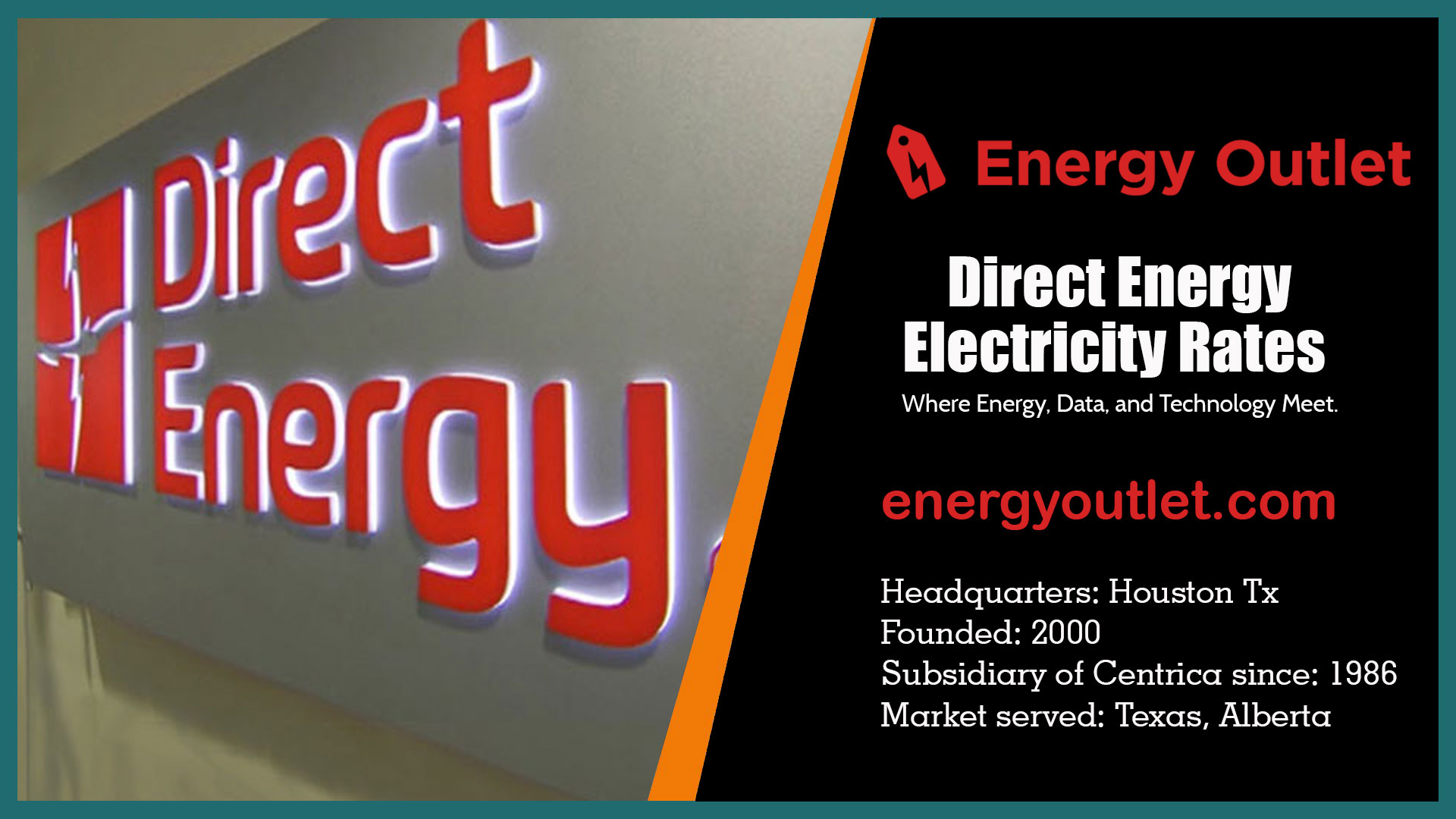 direct energy prices