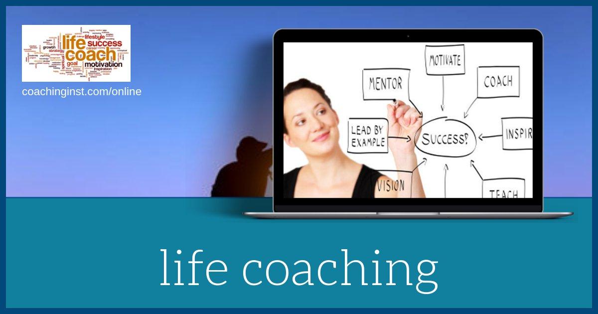 life coach online course