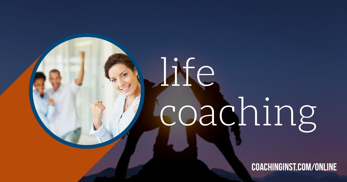 life coach training
