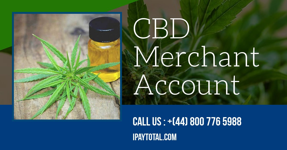cbd online merchant account