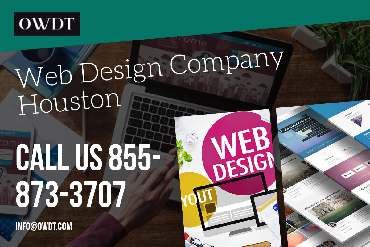 web page design houston texas