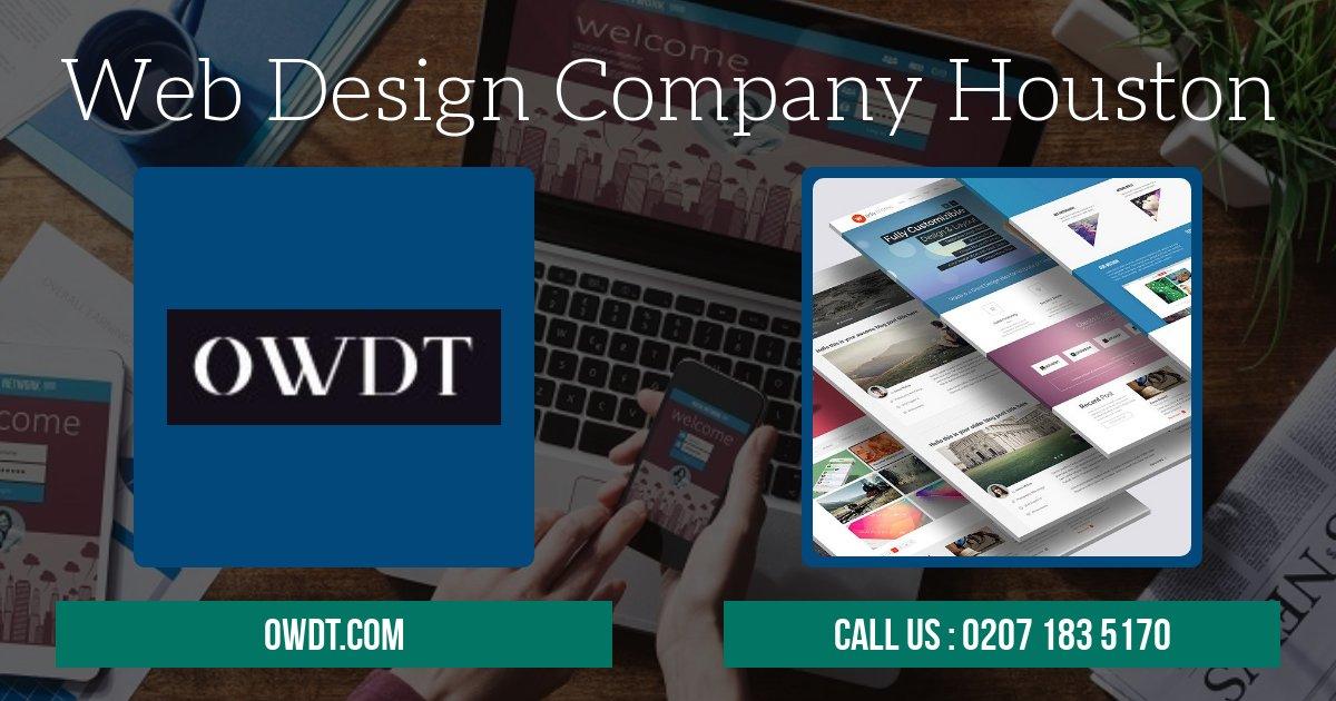 top website design companies houston