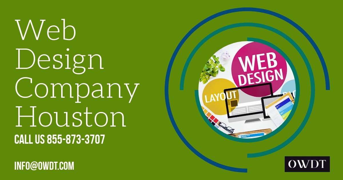 top website design companies houston