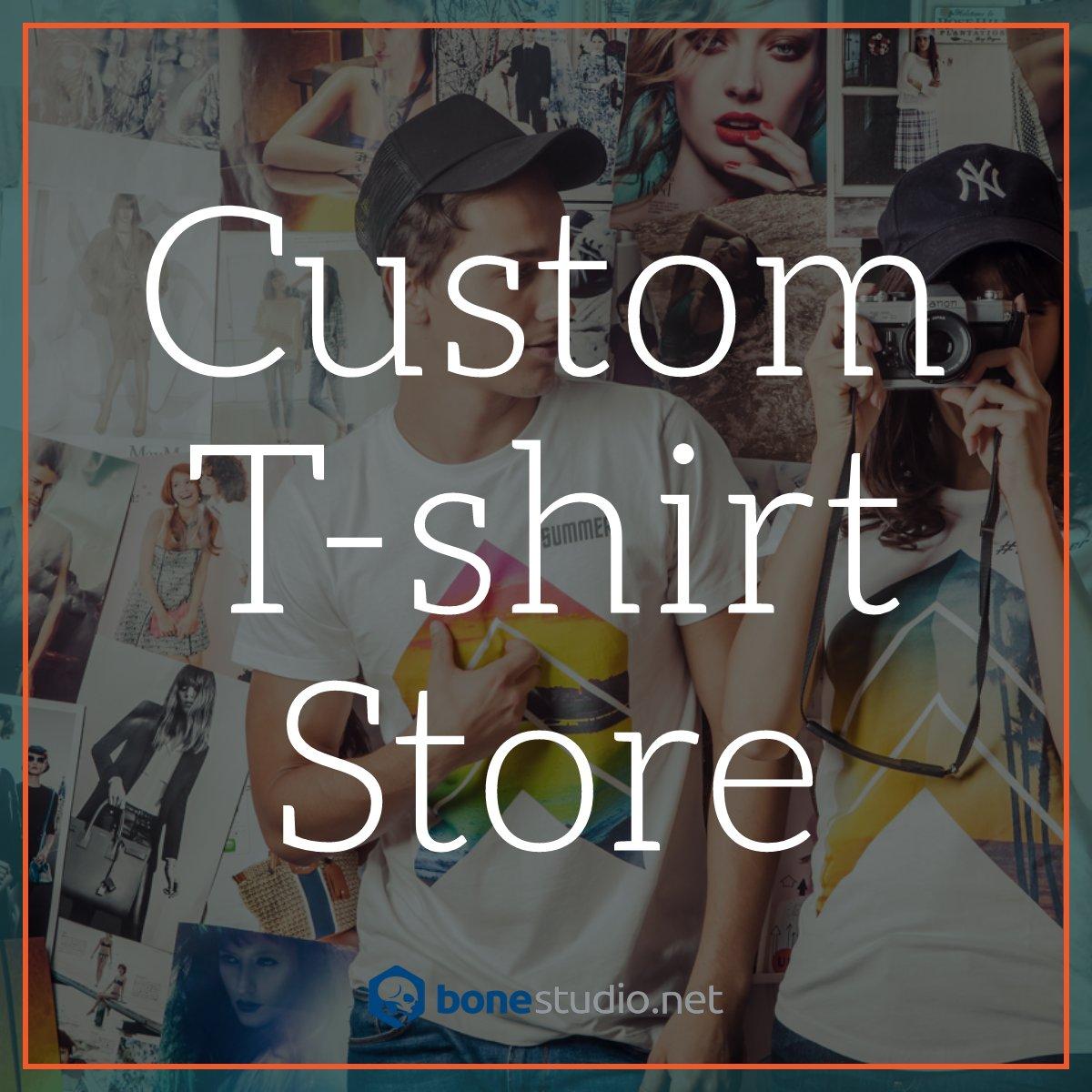 t shirt custom cheap