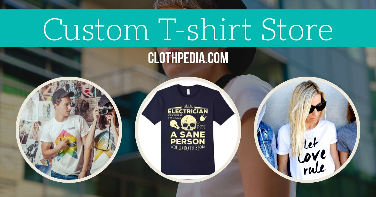 t shirts custom no minimum