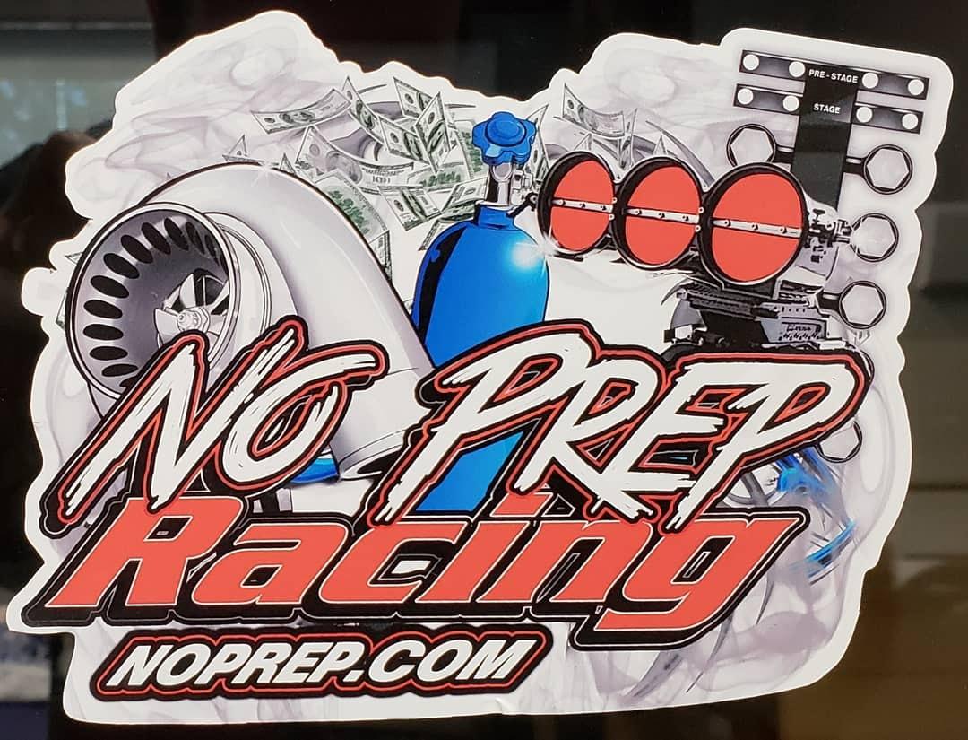 No Prep Racing Rules