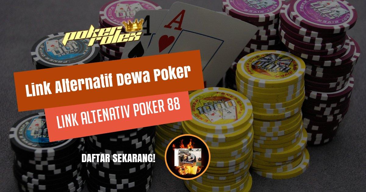 Link Altenativ Poker 88