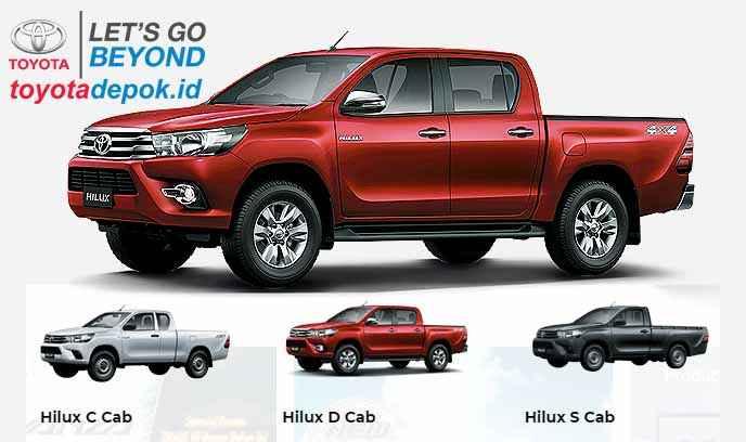 Toyota Hilux D-Cab
