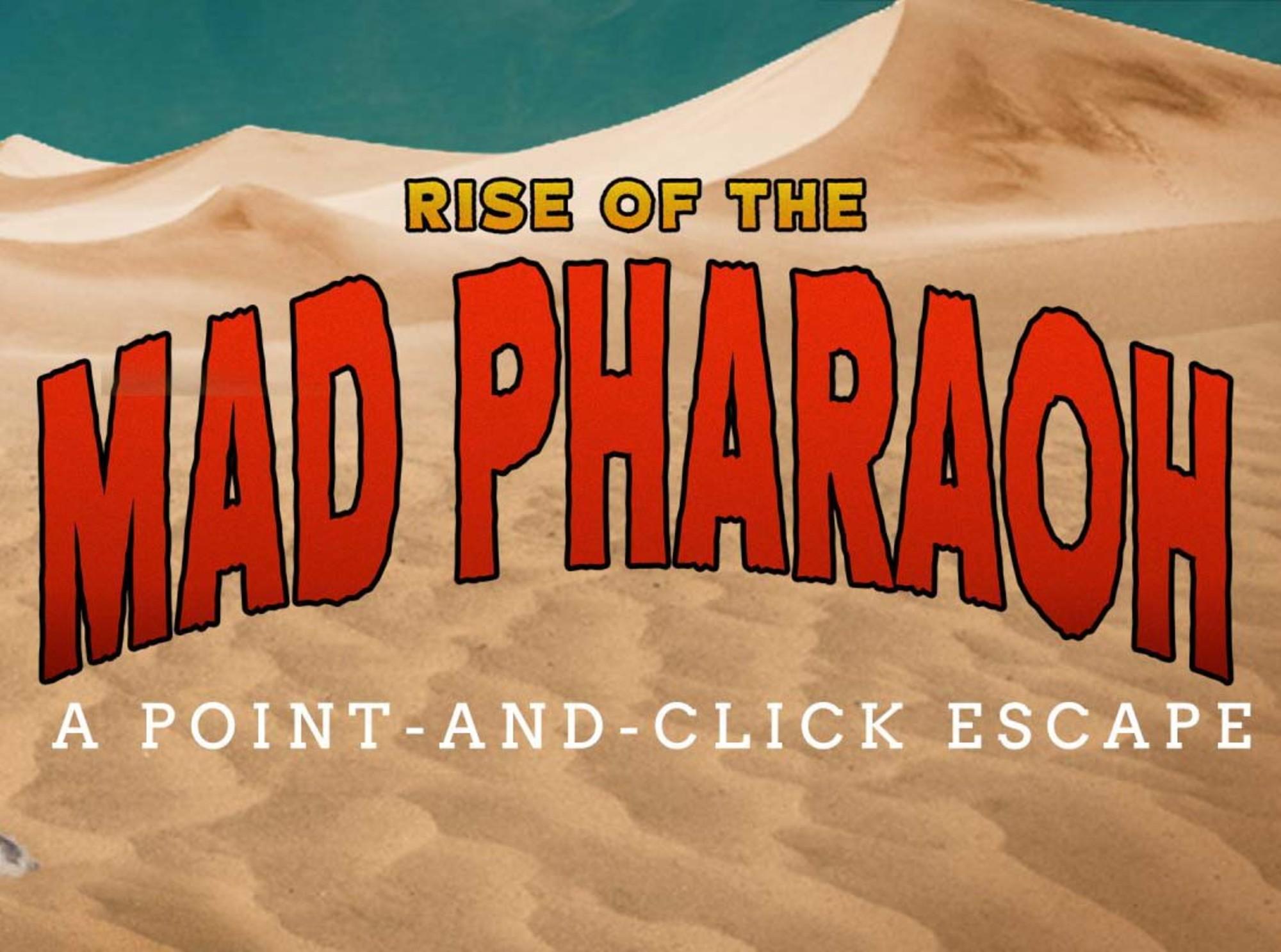 Ride of the Mad Pharaoh