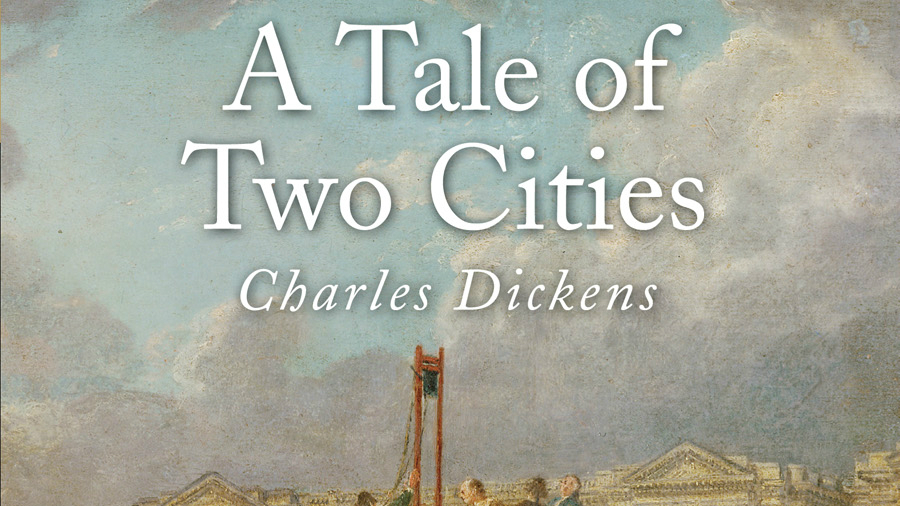 tale two cities charles dickens foreshadowing revolution