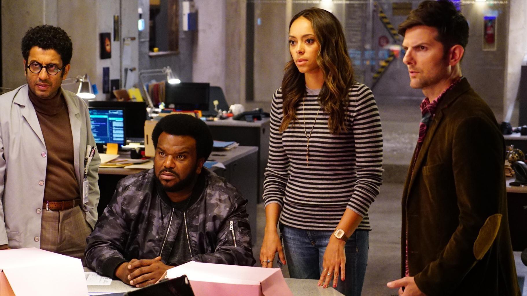 Ghosted season episode spoilers director romslo locks down
