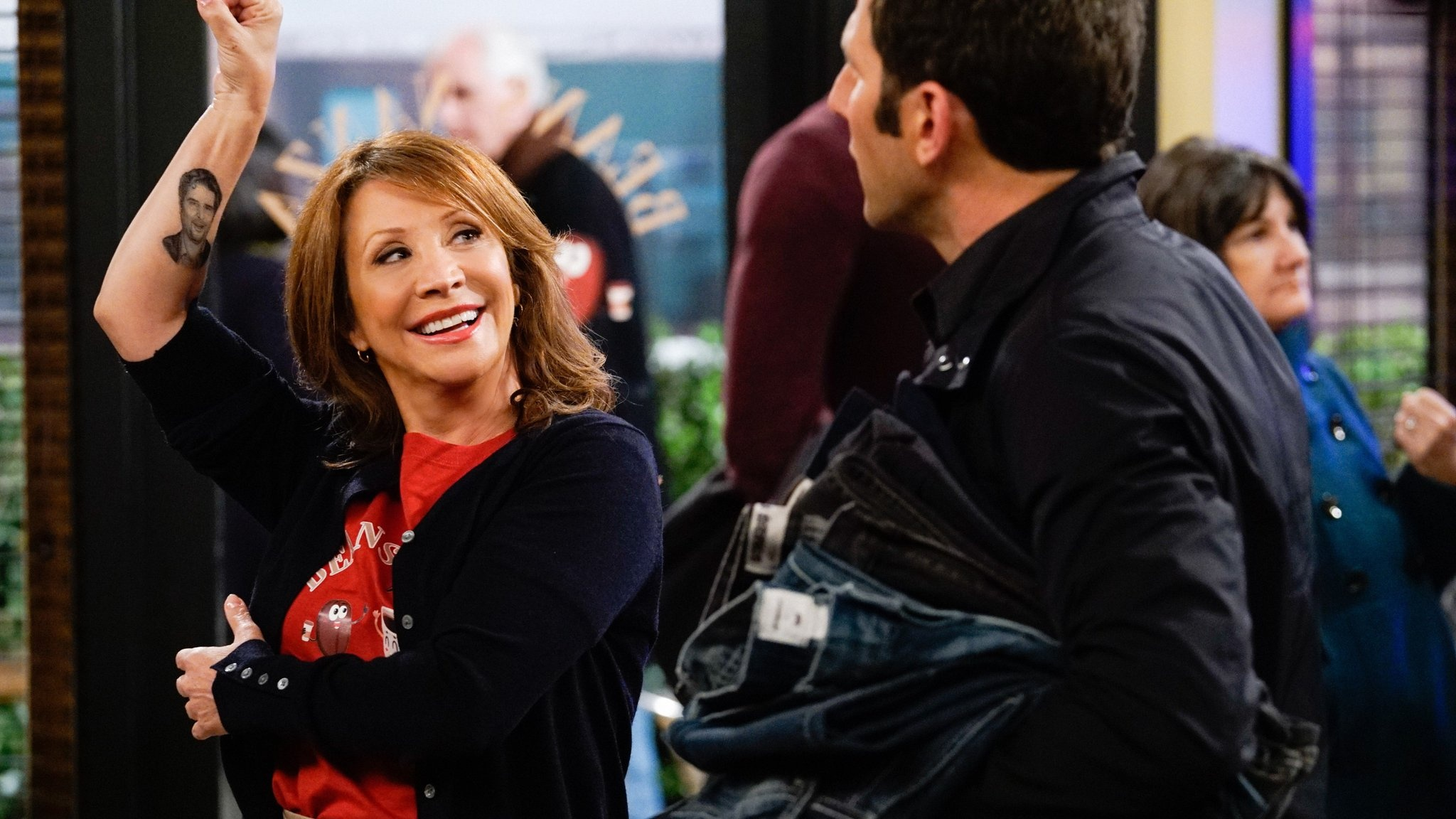 It Is No Secret That I Do Not Hold CBSu0027s Freshman Comedy Series 9JKL In  High Regard. So It Is With A Very Low Bar That I Tell You This Episode Was  ...