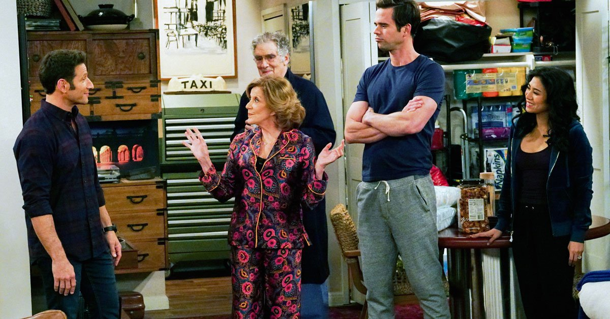The CBS Comedy In Its Freshman Season 9JKL Returns From Its Winter Hiatus  With U201cHeavy Meddling,u201d An Episode That I Could Have Come Up With If You ...
