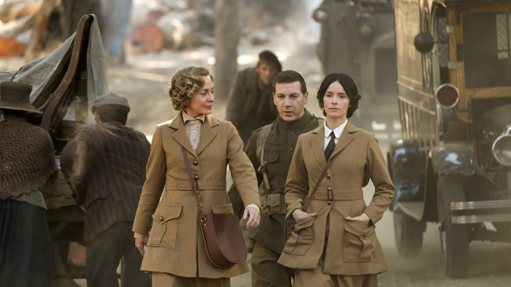 Abigail spencer and susanna thompson in the middle of world war one cb72b157