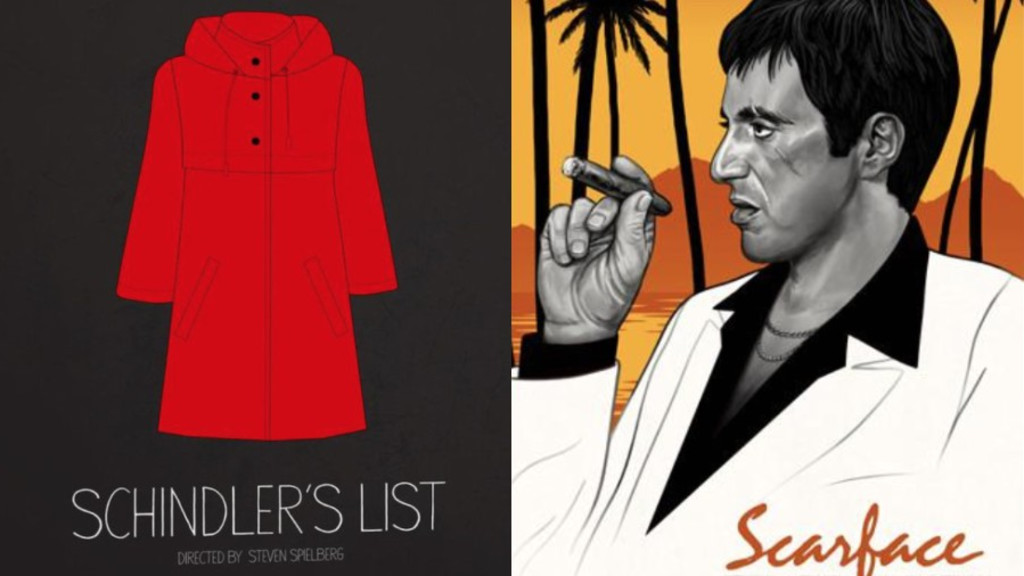Schindler s list scarface 719f602c