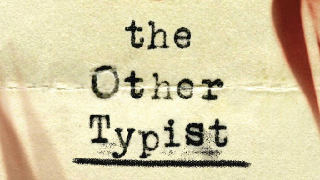 The other typist d3d61139