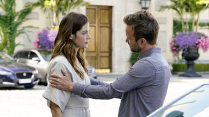 Aaron paul and michelle monaghan in france ed1eda4e