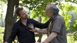Aaron paul and his father in law 7872e968