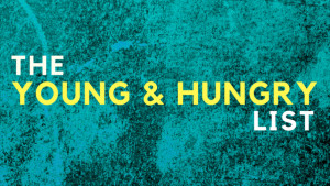 Young and hungry banner b5d4a943