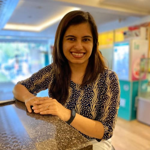 What keeps me motivated at work? A quick chat with Mamta Kukreja