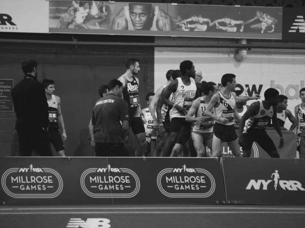 Millrose: A Photo Essay