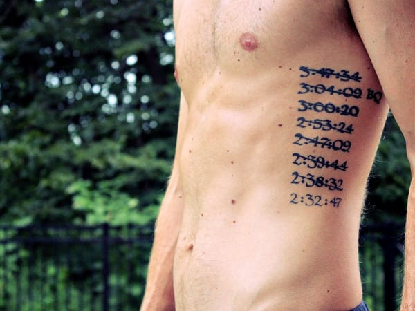 PR's Are Temporary, Tattoos Are Forever…