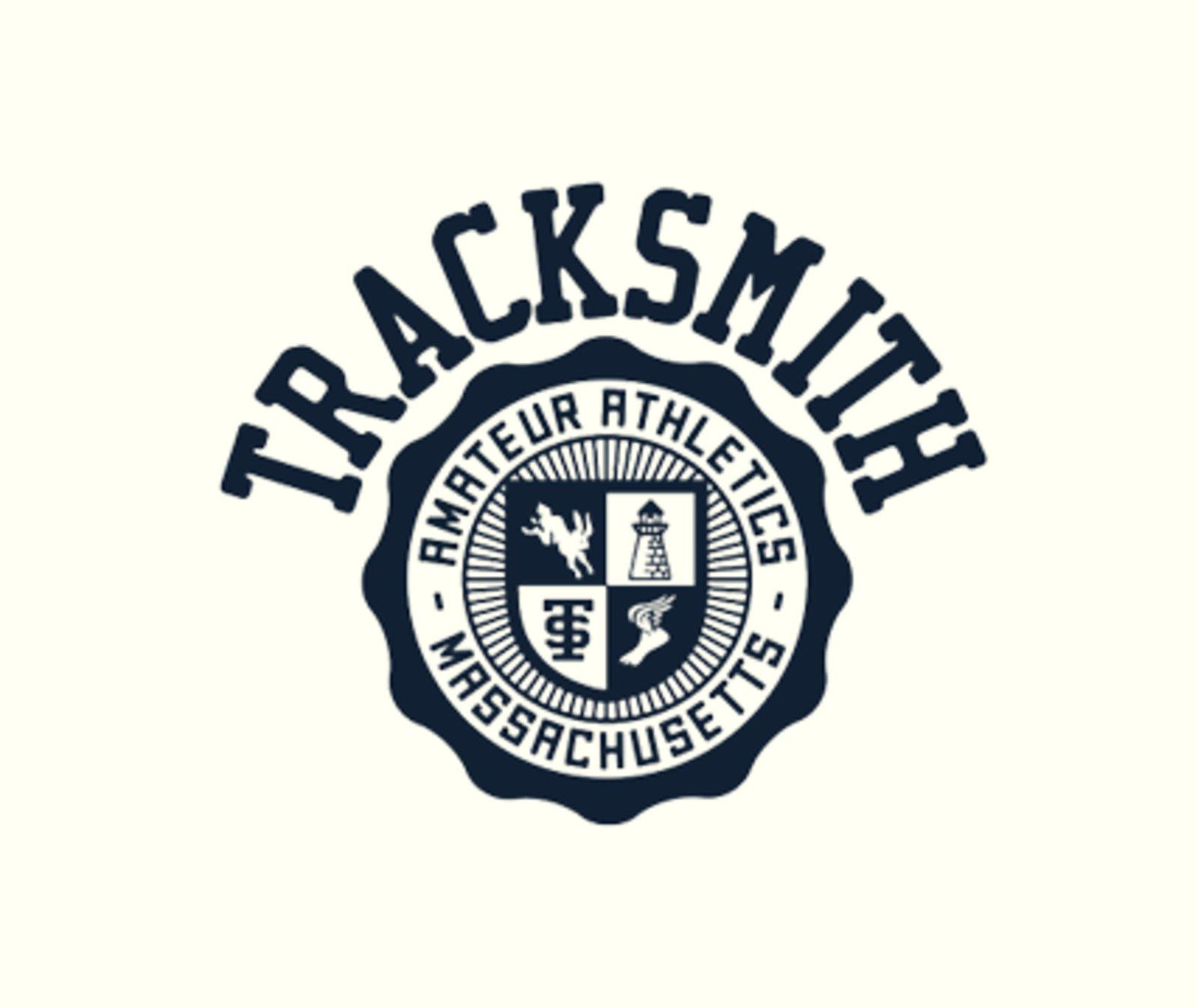 Tracksmith brand logo - Tracksmith Amateur Athletics