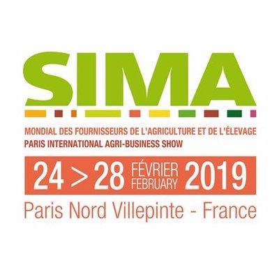Sima Simagena 2019 Villepinte Tradefest