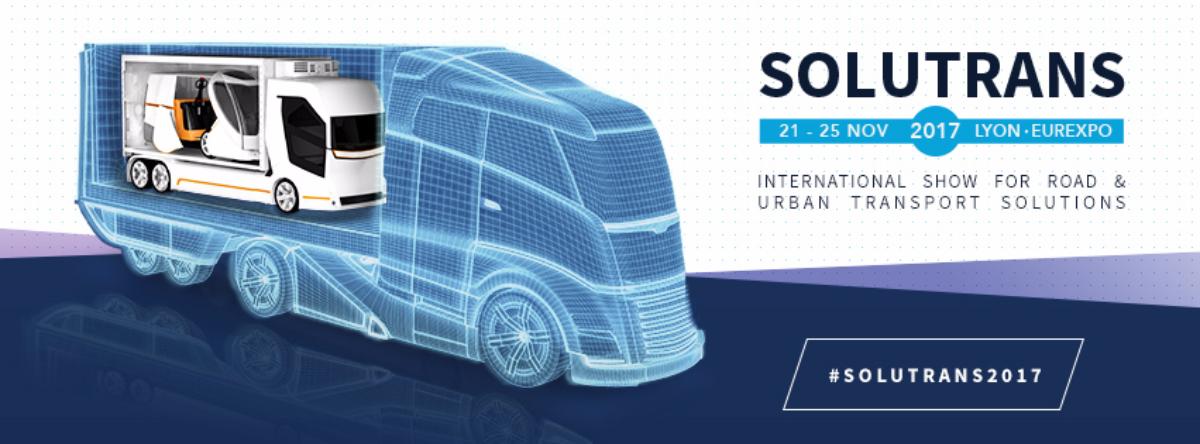 SOLUTRANS 2019 (Lyon)