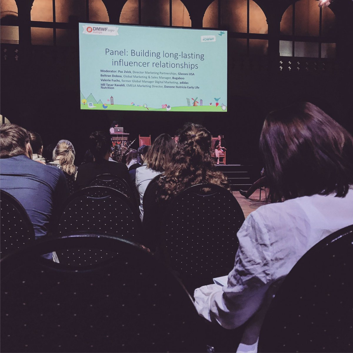 DMWF Conference & Expo Europe 2019 (Amsterdam)