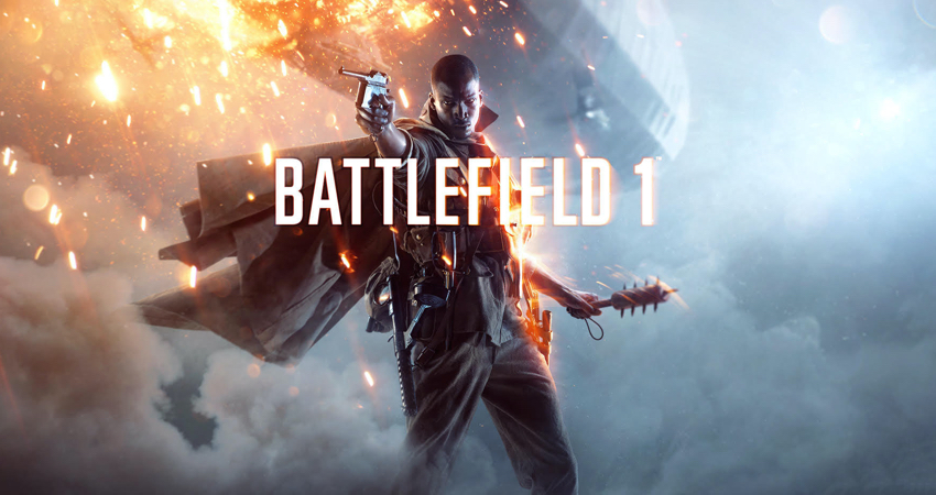 Battlefield 1 game for Playstation 4