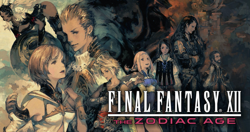 Final Fantasy XII for Xbox One