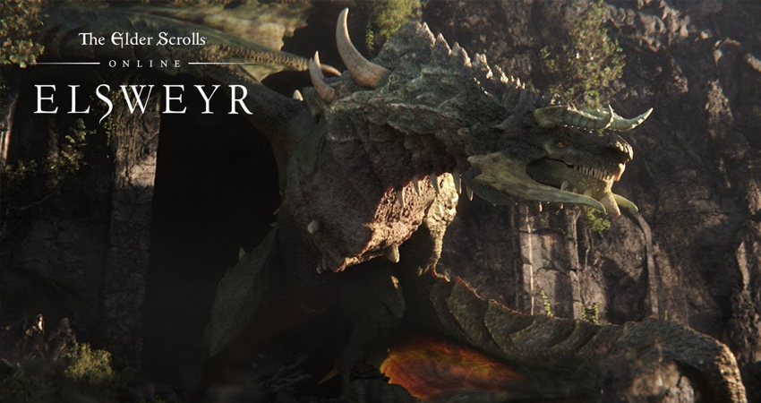 The Elders Online Elsweyr for Xbox One