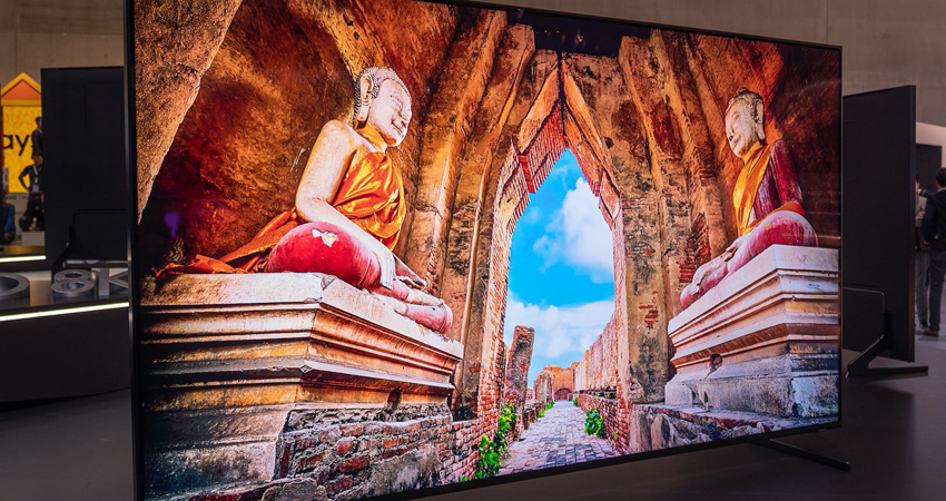 OLED television