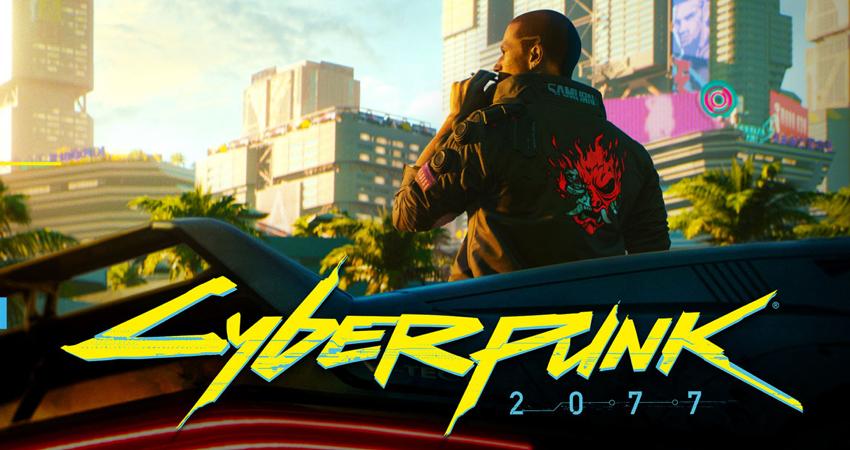 gaming - cyberpunk 2077