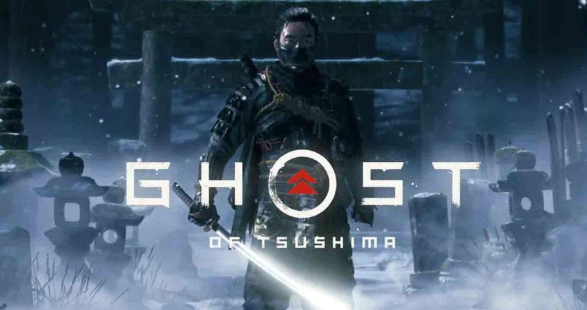 gaming - ghost of tsushima