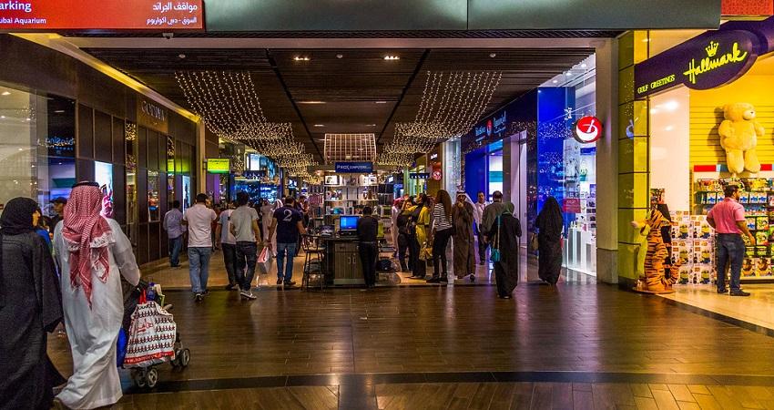 Dubai Mall Shopping