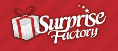 Surprisefactory.nl logo