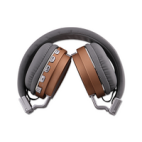 Audionic Blue Beats B-999 Bluetooth Headphones Brown