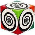 Vcube Funky Spirals - V-Cube 3 Flat (00.0107)