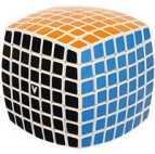 V-Cube 7 White Pillow (0.0003)