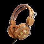 Audionic Max 60 Headphones Brown