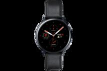 Samsung Galaxy Watch Active 2 44mm Stainless Steel,  Black