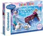 Clementoni Frozen with Glitters 104 Pieces Puzzle (29712)