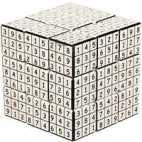Vcube V-udoku Cube - 3 Flat (00.0110)