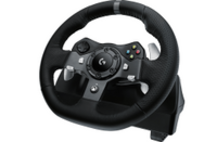 Logitech Gaming Wheel G920 for Xbox One/PC With Free Gift
