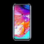 Samsung Galaxy A70 Smartphone LTE,  White
