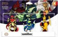 Amiibo Shovel Knight - Triple Pack