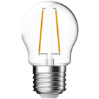 Gp Led Lamp E27 2,1W 250Lm Kogel Filament